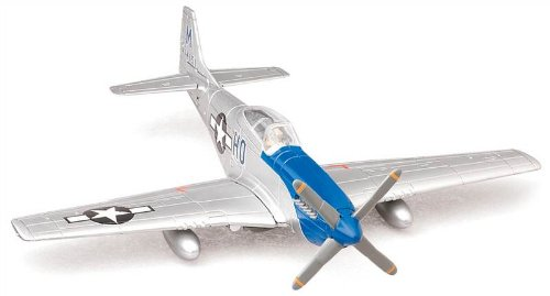 Classic Toy Aircraft P-51D Mustang - 1