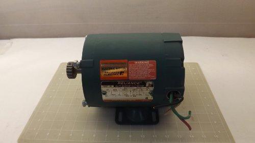 Reliance Electric P56H1320W-Pr Duty Master Ac Motor 1/2Hp T26347
