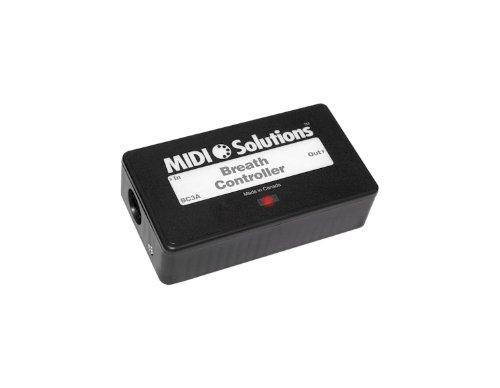 MIDI Solutions Breath Controller to MIDI Converter for Yamaha BC3 (Midi Breath Controller compare prices)