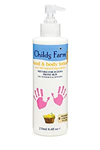 Childs Farm Hand and Body Lotion for Silky Skin