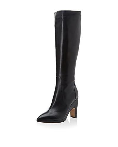 Pollini Stiefel schwarz