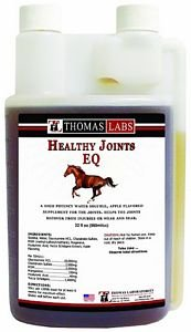 Thomas Laboratories Healthy Joints Eq Supplement, 32 Fluid Ounce