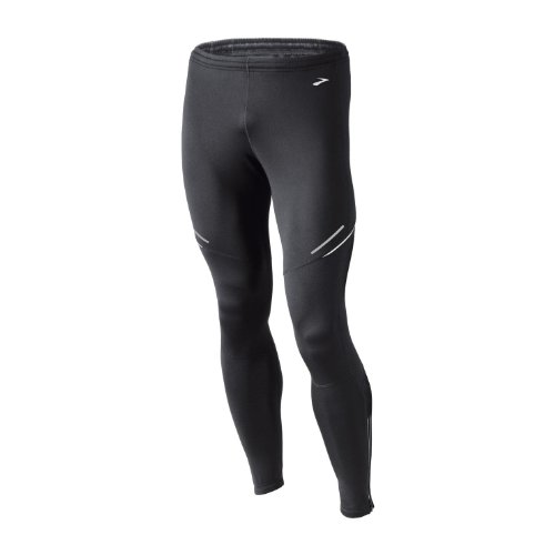 Brooks Brooks Men's Utopia Thermal Tight, Black, Large