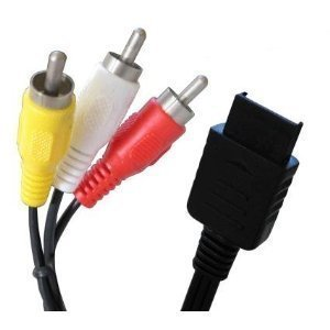 Fosmon PlayStation 3 AV Composite Cable