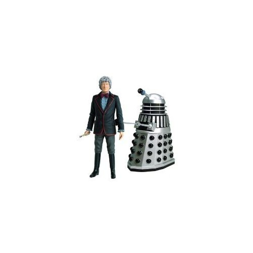 FPI Eclusive 3rd Doctor with Dalek