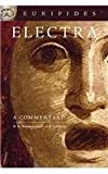 Euripides' Electra: A Commentary (Oklahoma Series in Classical Culture)