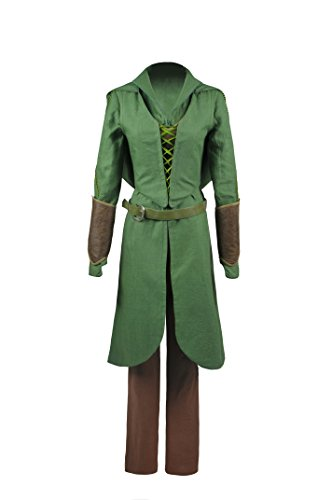 Trust Costume Womens Desolation of Smaug Laurel Green Costume