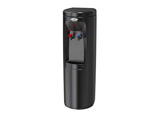Oasis Atlantis Series Bottle-Free Water Cooler - Hot N' Cold - Black - Black (Hot N Cold Water Cooler compare prices)