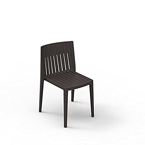 Vondom Set 4 Spritz Chair Bronze