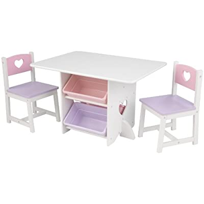 The Boot Kidz Playtable And Chairs For Children