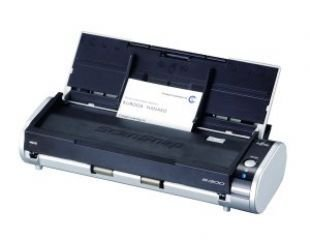Fujitsu ScanSnap S300 - Document scanner - Duplex - Legal - 600 dpi x 600 dpi - up to 8 ppm (mono) / up to 8 ppm (colour) - ADF ( 10 sheets ) - Hi-Speed USB