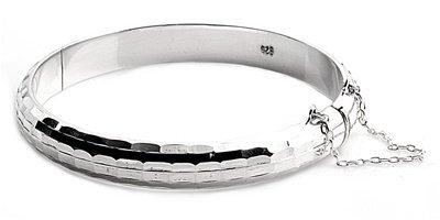 Kleine Schätze – Damen Armband Manschette – 925 Sterlingsilber als Weihnachtsgeschenk kaufen