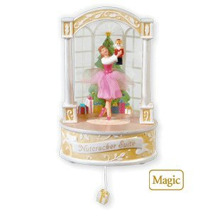 Clara And The Nutcracker 2010 Hallmark Ornament