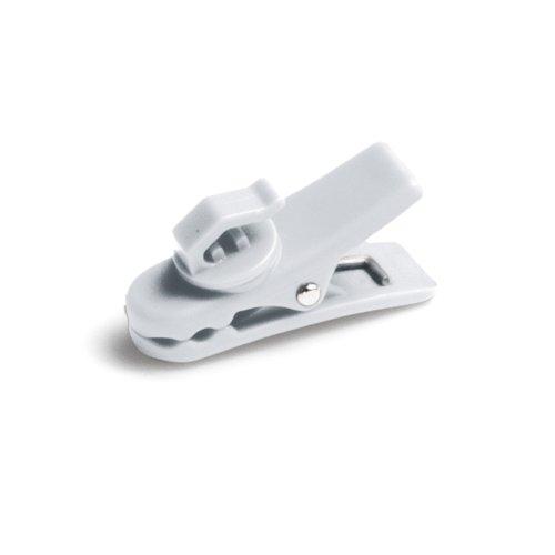 Bose® Sie2 Sport Headphones Clothing Clip - Light Gray