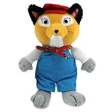 Richard Scarry's Busytown Mini Plush - Mr. Fix It - 1