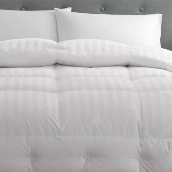 "Platinum Down Comforter Pacific Coast 500 Thread 100% Cotton with Luxurious 650 Pyrénées Allergy Free Warranty- King 108"" X 98"""