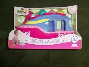 Little Learner Activity Ocean Liner