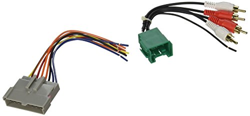 Scosche Radio Wiring Harness for Low Level Head Unit Kit (1996 Ford Explorer Radio Harness compare prices)