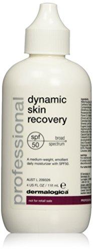Dermalogica Dynamic Skin Recovery SPF 50 Moisturizer and Sun Shield Cream, 4 Fluid Ounce