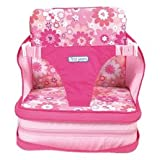 On The Go Booster Seat - Flowersby Learning Curve