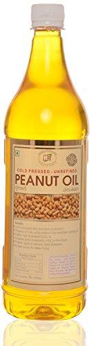 Honest Peanut Oil, 1 liter