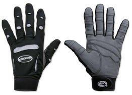 Bionic Women's Full Finger Fitness Gloves - Medium - Black/W