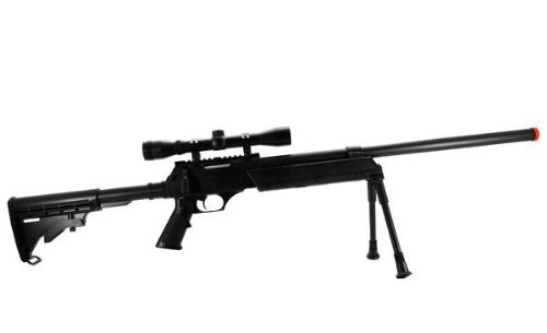 CYMA Spring M187D Bolt Action Sniper Rifle FPS-550 