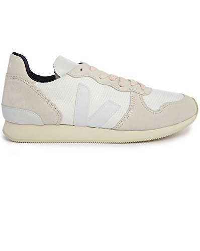 VEJA - - Uomo - Sneakers Holiday Suede Mesh Ecru et Blanc pour homme -
