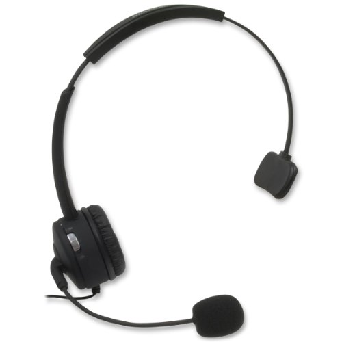 Roadking Rk100 Wired Hands Free Noise Cancelling Headset