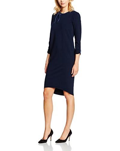 TESSITA Vestido Azul Oscuro
