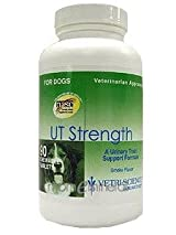 UT Strength Smoke Flavor 90 Chewable by Vetri-Science