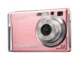 Sony DSC W80 (Pink)