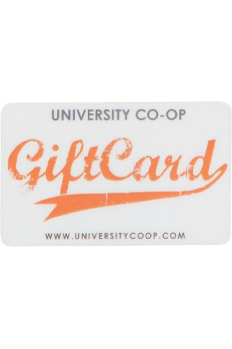 University Co-Op Gift Card $10