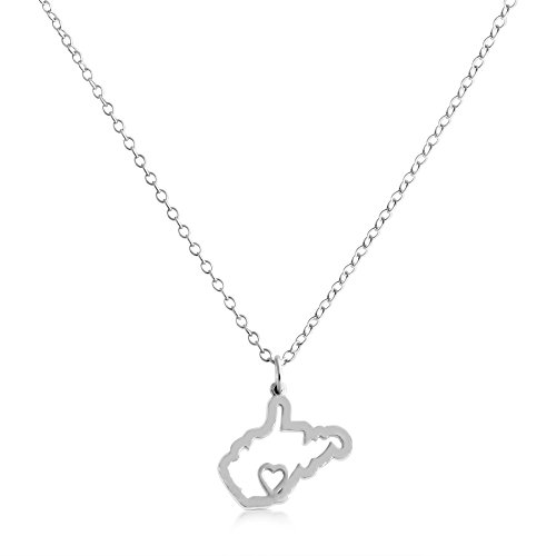 925-sterling-silver-small-west-virginia-home-is-where-the-heart-is-home-state-necklace-20-inches