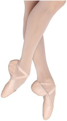 Bloch Dance Prolite Ii Ballet Flat (Toddler/Little Kid),Pink,1 C Us Little Kid front-691550