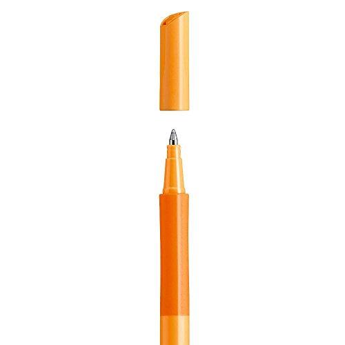 STABILO Gel-Roller pointVisco, Strichstärke: 0,5 mm, orange