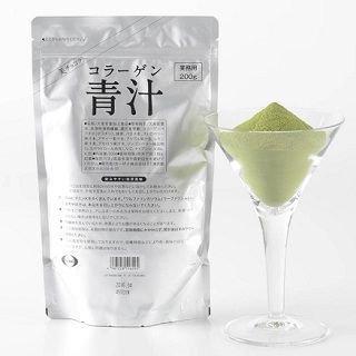 エーザイ 美チョコラコラーゲン青汁 業 200g