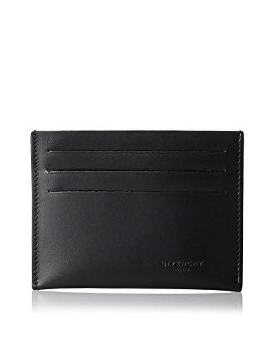 Givenchy Men's Leather Card Case, Black