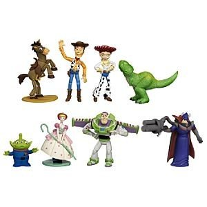 Buy Low Price Disney Toy Story and beyond Figurine Set Toys  Collectible 8pc Figure (B001AQ9YKK)