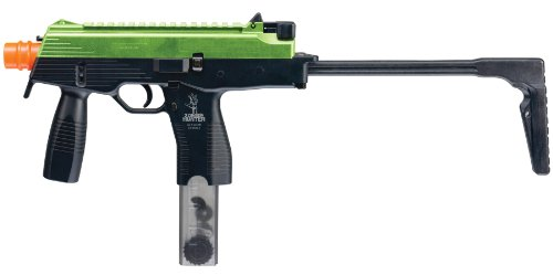 Zombie Hunter Eliminator Airsoft Rifle, Black and Green