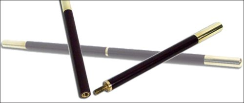 Magician's Wand - Brown with Brass Tips - Buy Magician's Wand - Brown with Brass Tips - Purchase Magician's Wand - Brown with Brass Tips (Magic Makers, Toys & Games,Categories,Pretend Play & Dress-up,Sets,Magic Kits & Accessories)
