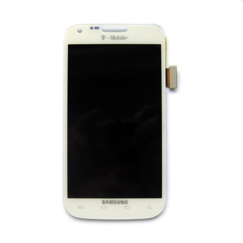Full Lcd Screen + Touch Display Digitizer Assembly For Samsung Galaxy S2 T989 T-Mobile Vision White