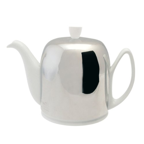 Guy Degrenne - Salam - White tea pot - 4 cups