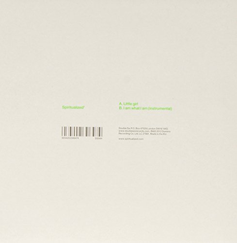 Original album cover of Little Girl by Spiritualized