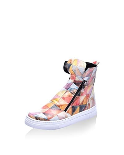 Aleksandra Rossi Hightop Sneaker NSTJ157 mehrfarbig