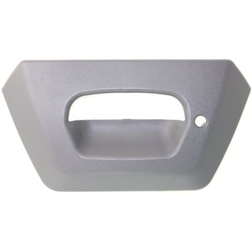 perfect-fit-group-c580712-avalanche-tailgate-handle-outside-bezel-textured-gray-all-plastic