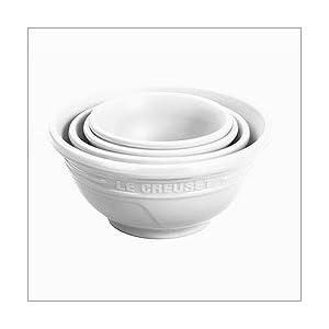 Le Creuset Silicone Prep Bowls
