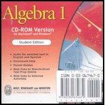 Algebra 1, Grade 9: Holt Algebra 1