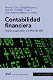 img - for Contabilidad financiera book / textbook / text book