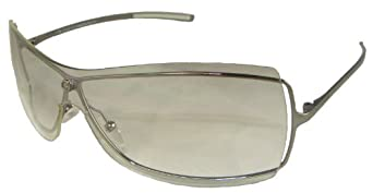Gucci Sunglasses 1711/S 06LBHY, Ruthenium Frame/ Grey Mirror Silver Fade Lenses